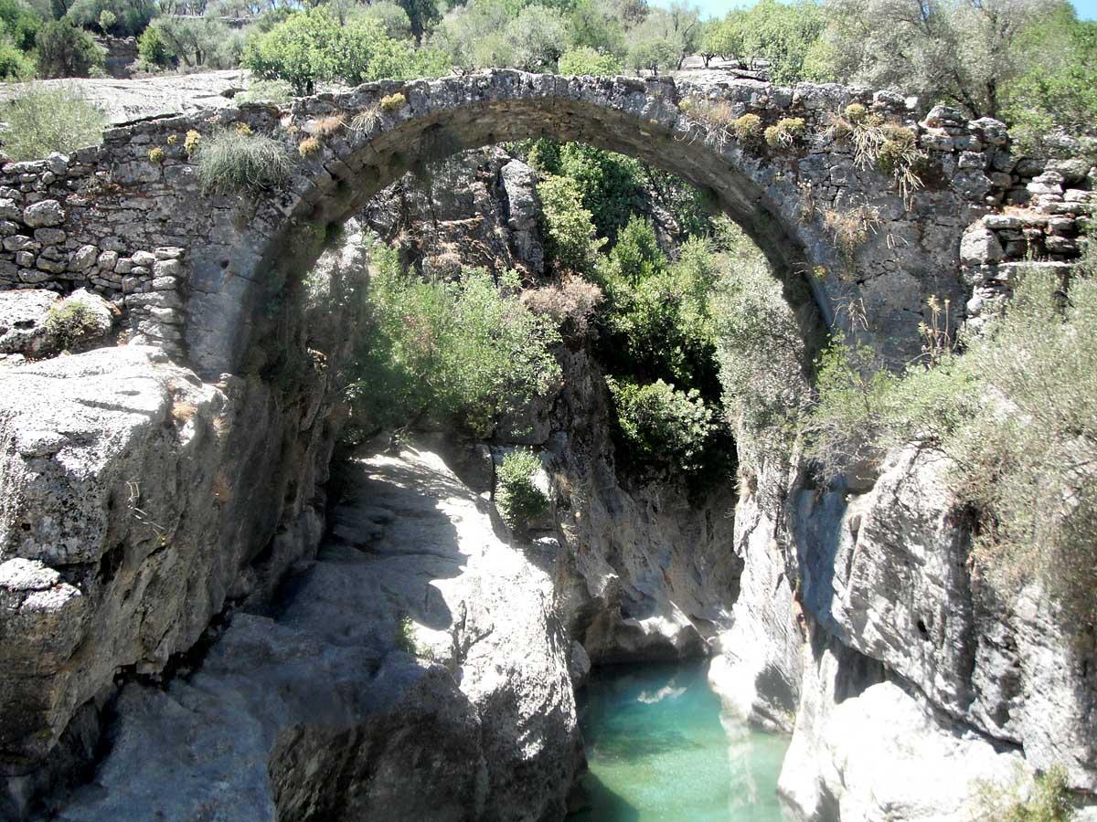 Koprulu Canyon National Park, Turkey