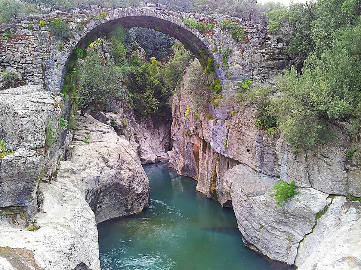 Koprulu Canyon National Park in Turkey