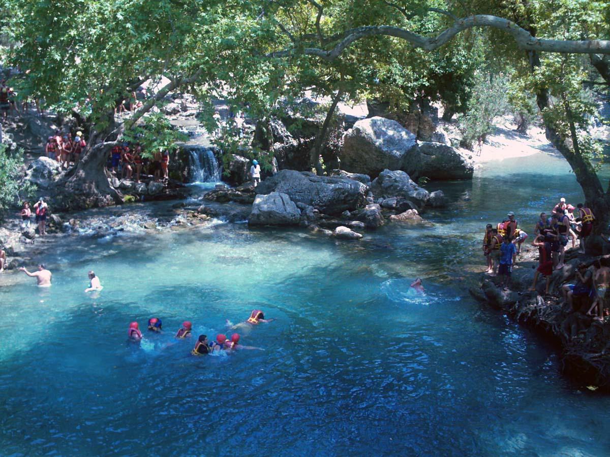 Koprulu Canyon, Turkey