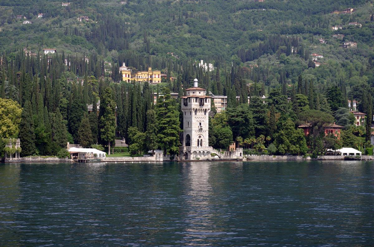 Lago di Garda Gardone Riviera