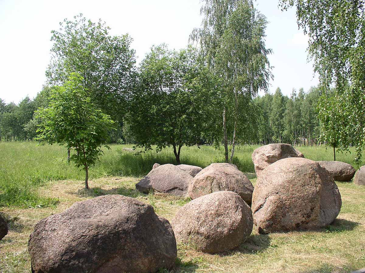 Museum of Boulders, Minsk, Belarus