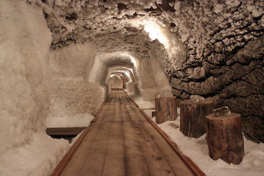 Музей вечной мерзлоты, Игарка