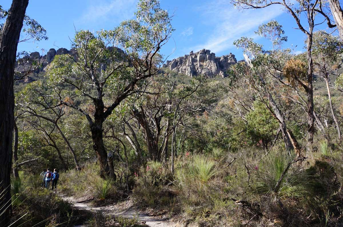 Национальный парк Грампианс в Австралии