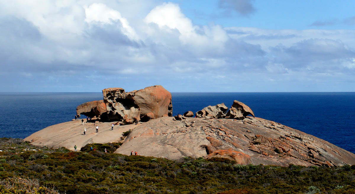 Remarkable Rocks on Kangaroo Island, South Australia
