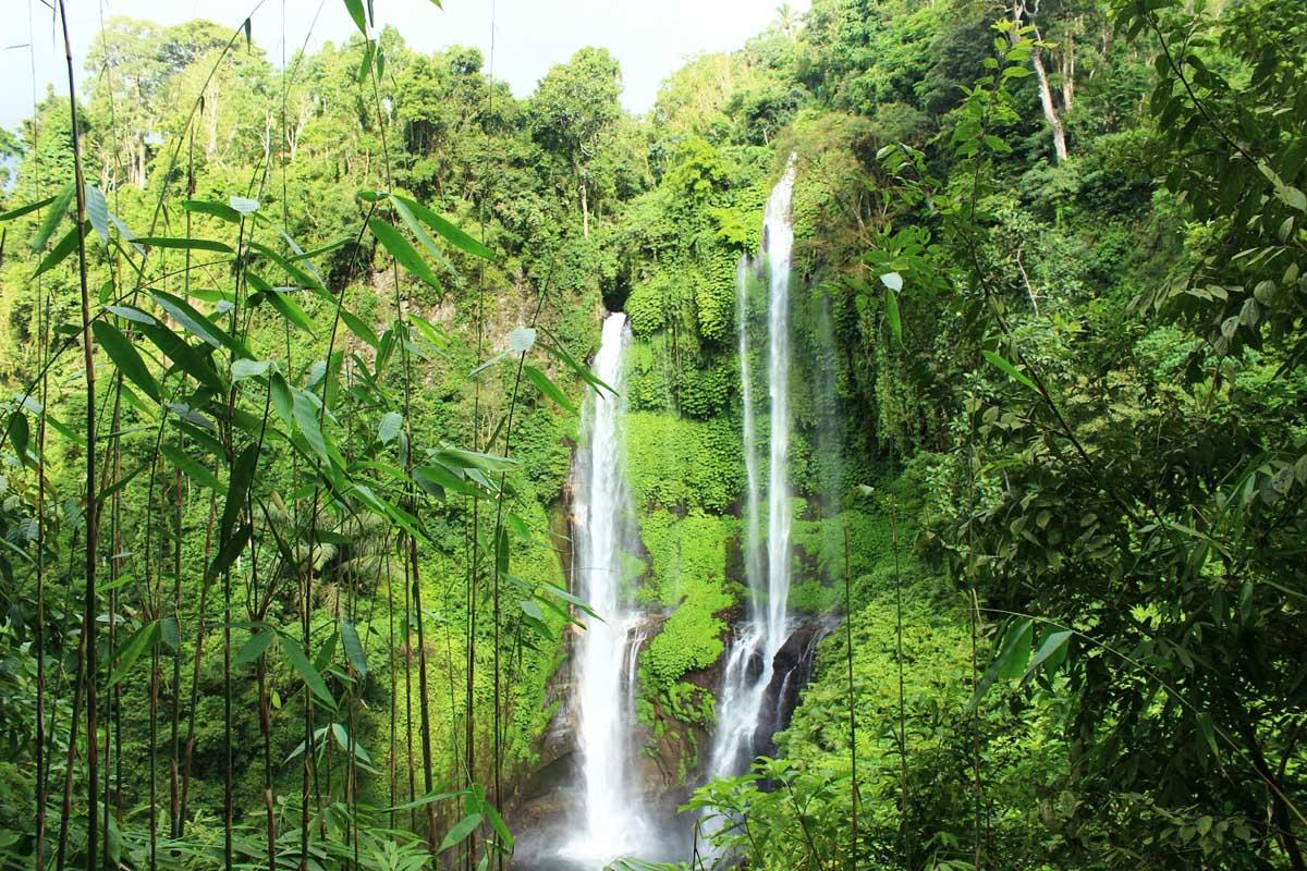 Sekumpul Waterfall, Bali