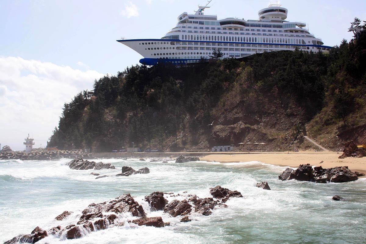 Sun Cruise Hotel, Gangneung, Korea