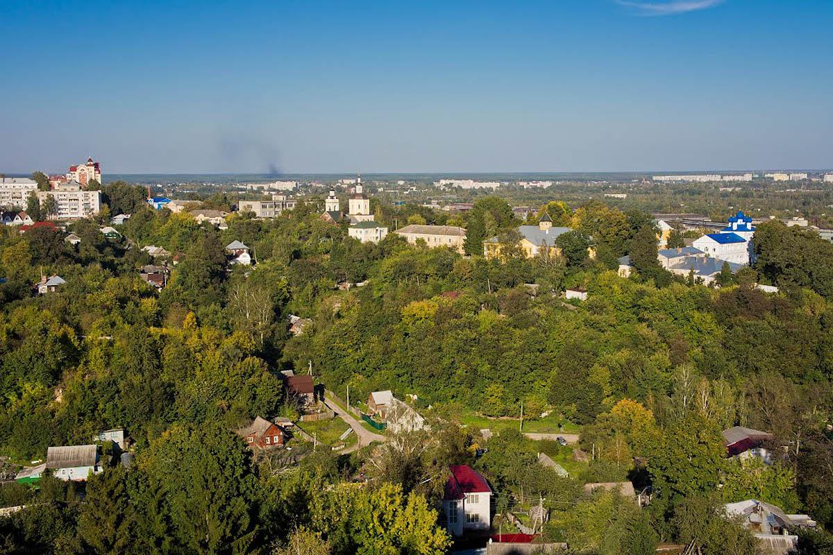Верхний Судок, Брянск