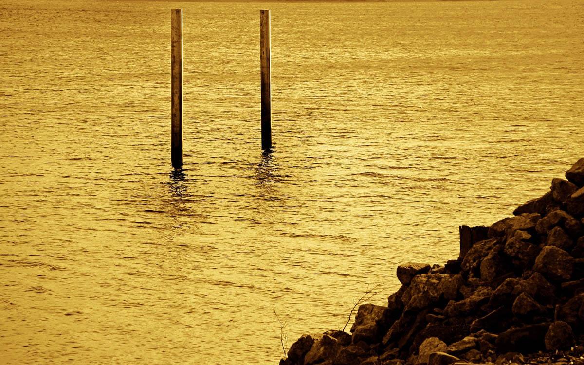 Желтое море, Китай