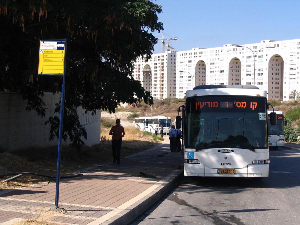автобусы Ашдода