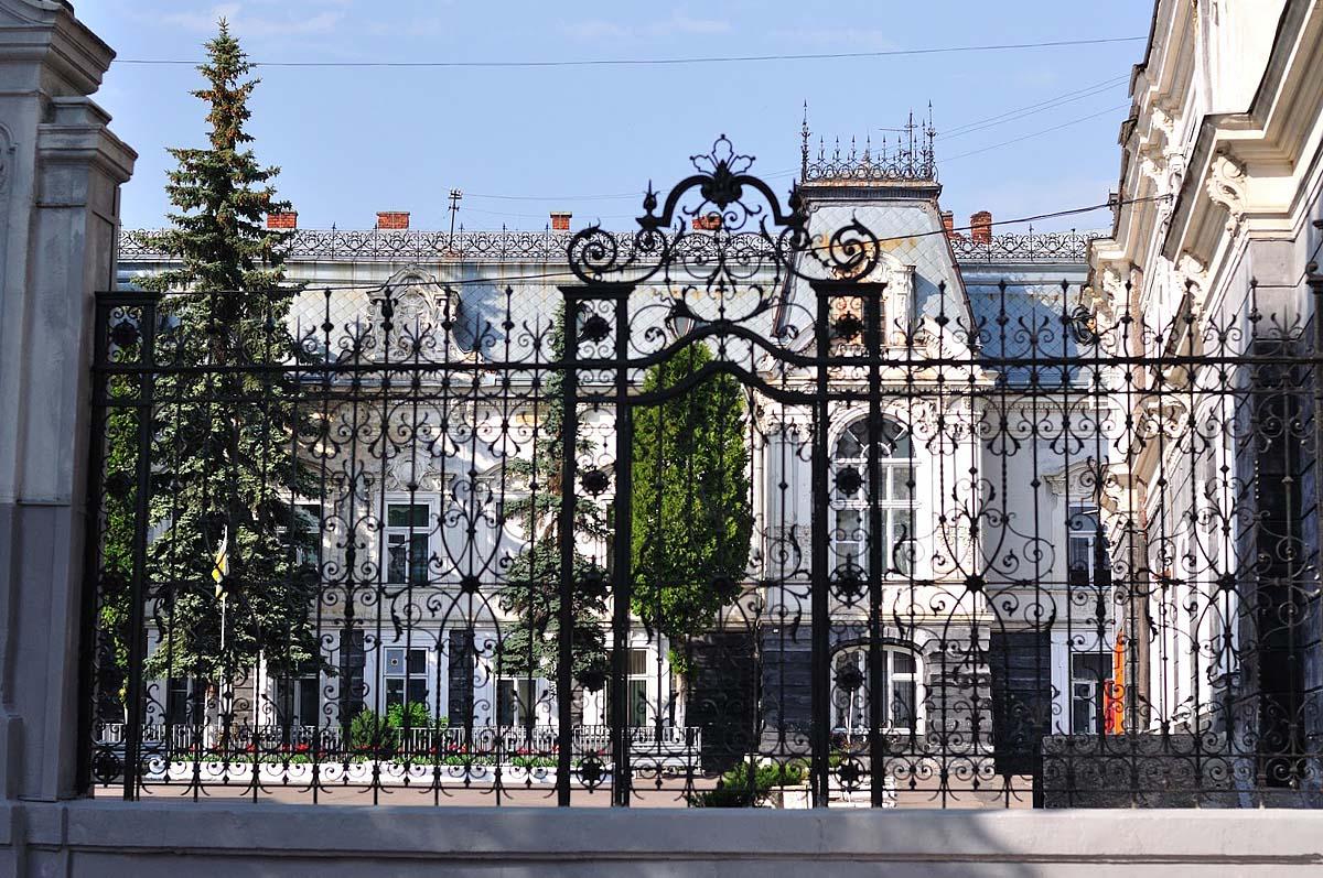 дворец Семенских, Львов, Украина