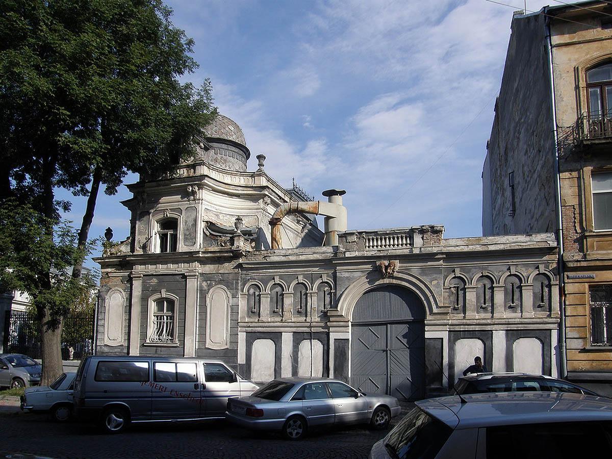 дворец Семенских
