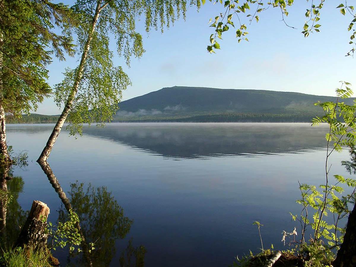 гора Качканар, Екатеринбург