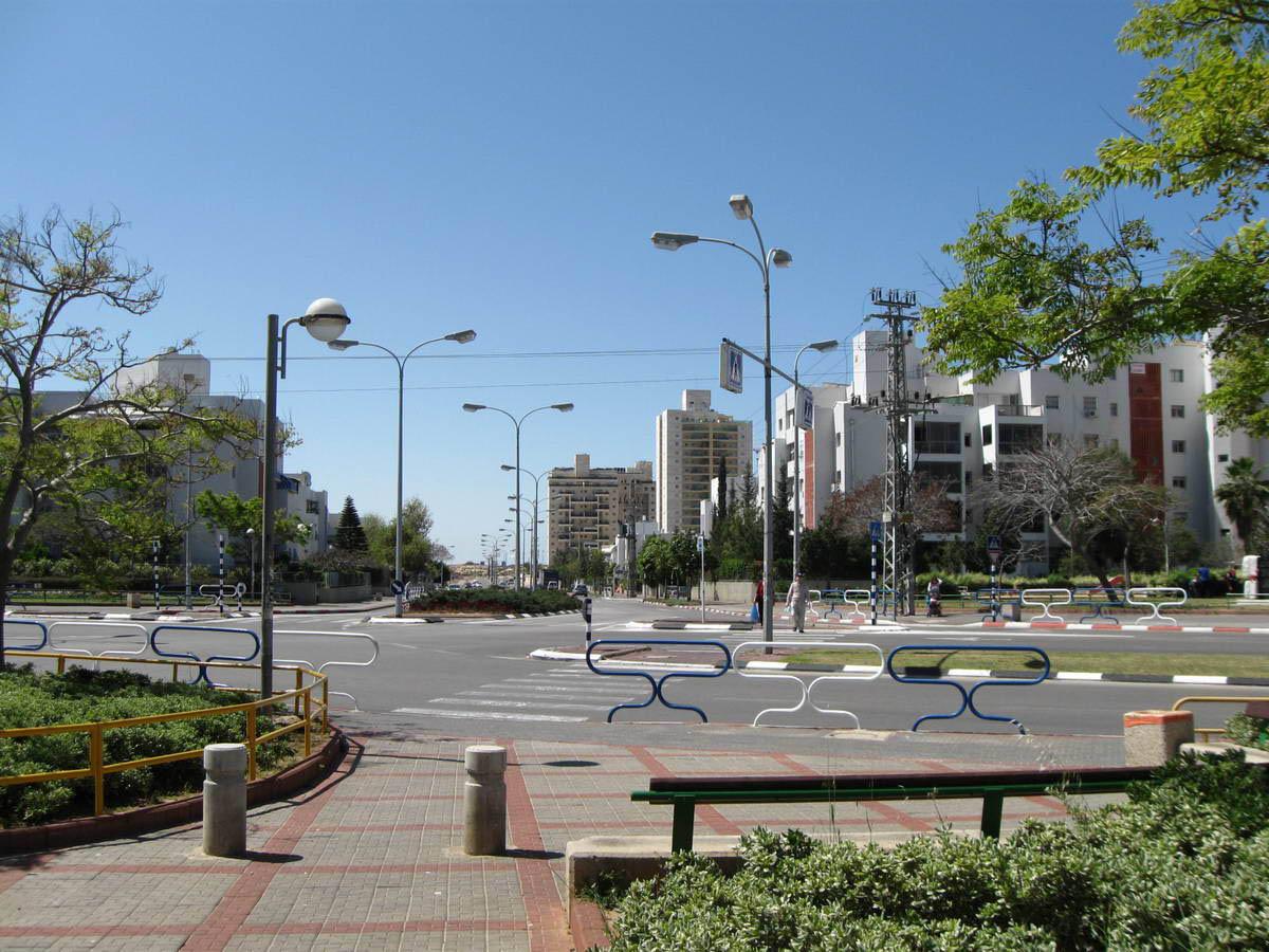 город Ашдод, Израиль