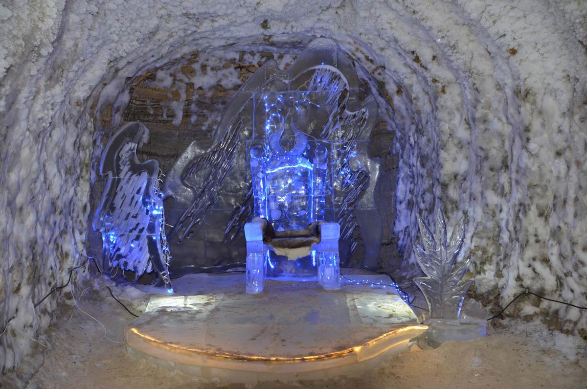 игарский музей вечной мерзлоты