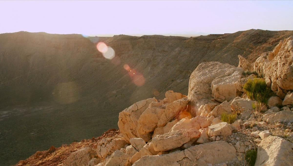 кратер Бэррингера, Аризона