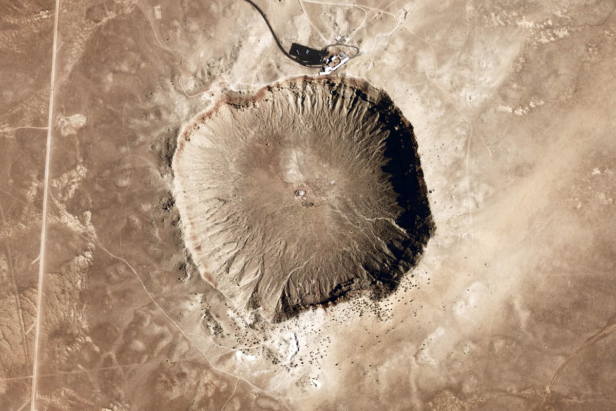 кратер Бэррингера