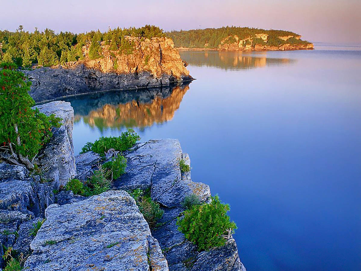 lake Huron, Canada