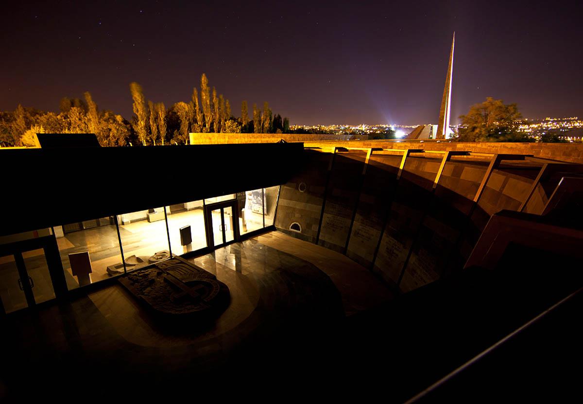 мемориал Цицернакаберд в Ереване