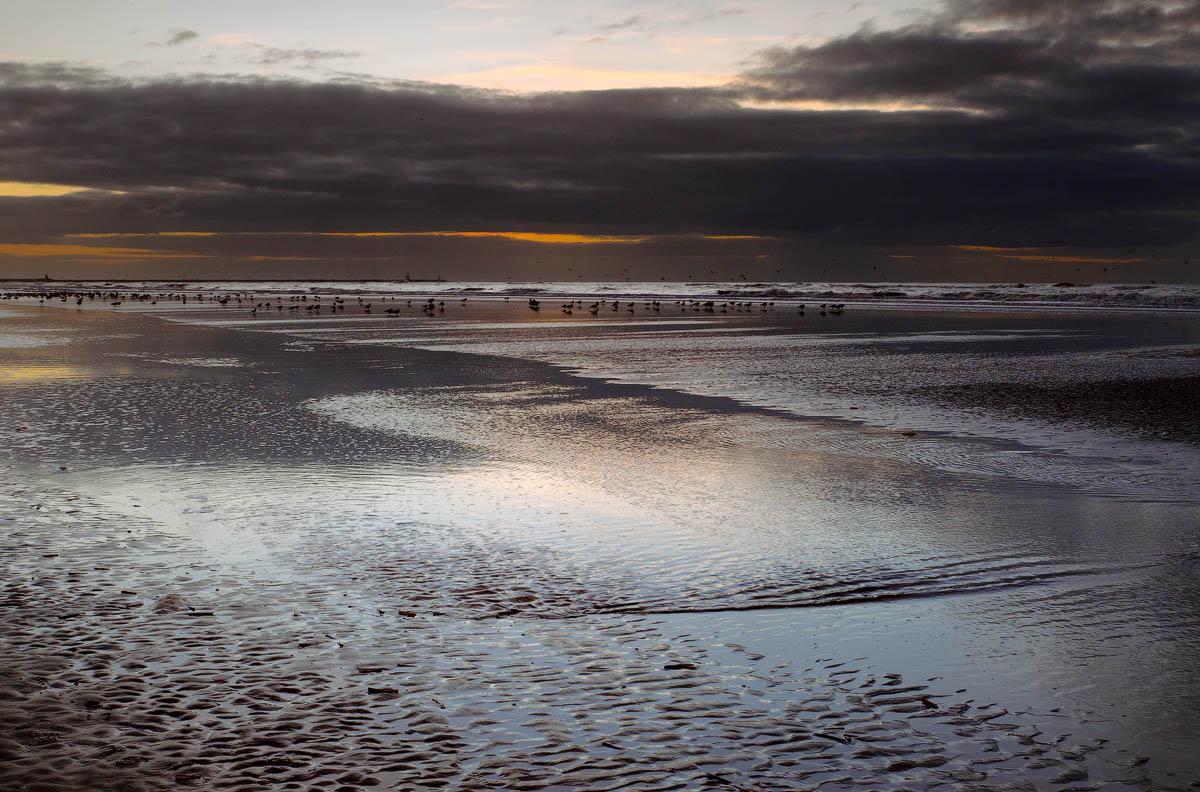 морская приливная волна