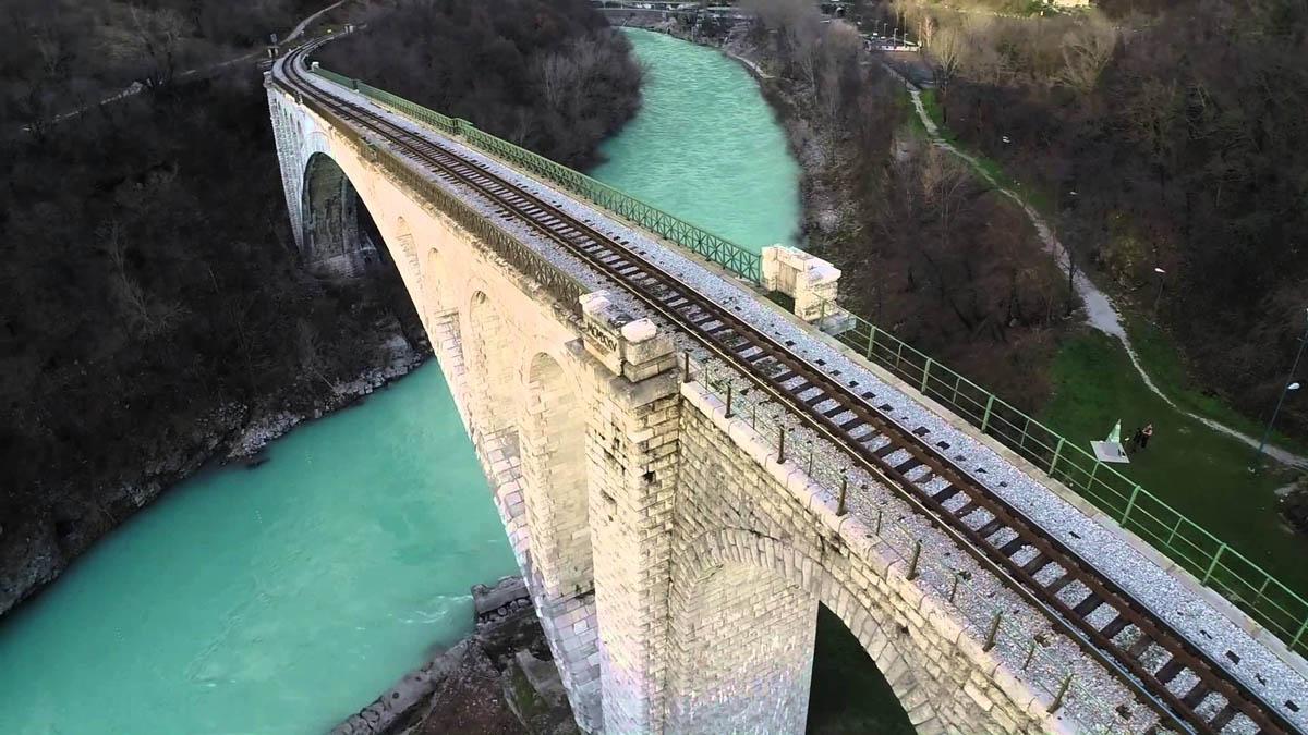 мост Солкан