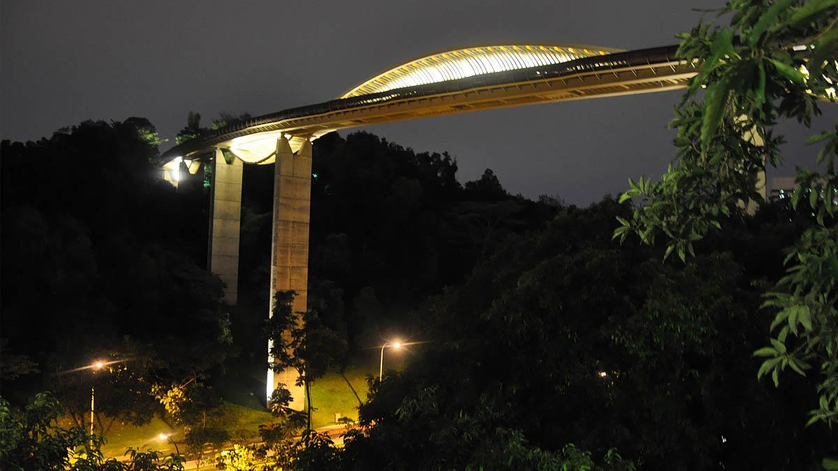мост Волны Хендерсона