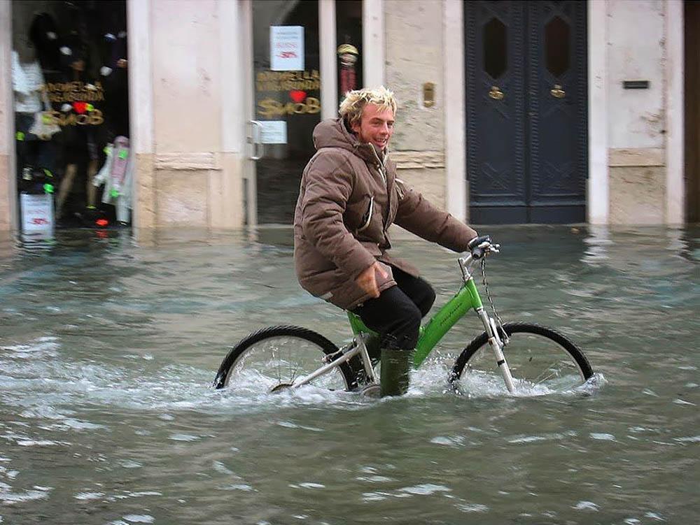 наводнение в Кьодже