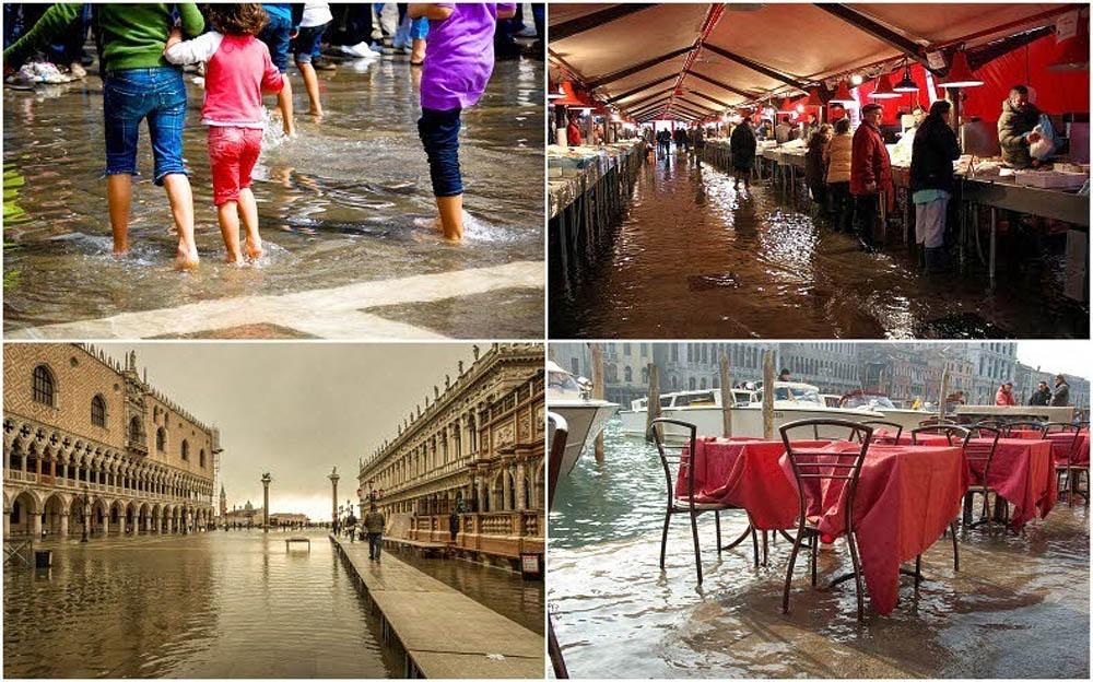наводнения в Кьодже