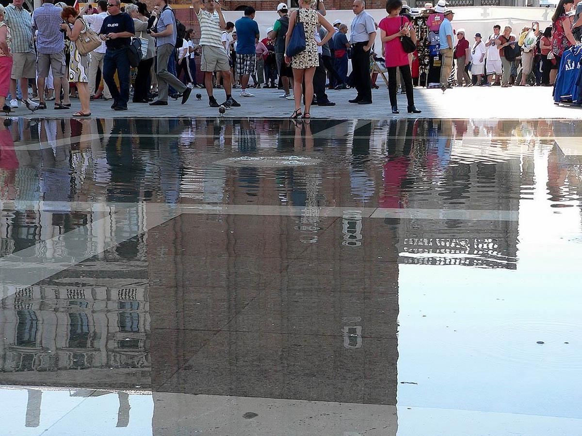 наводнения в Венеции