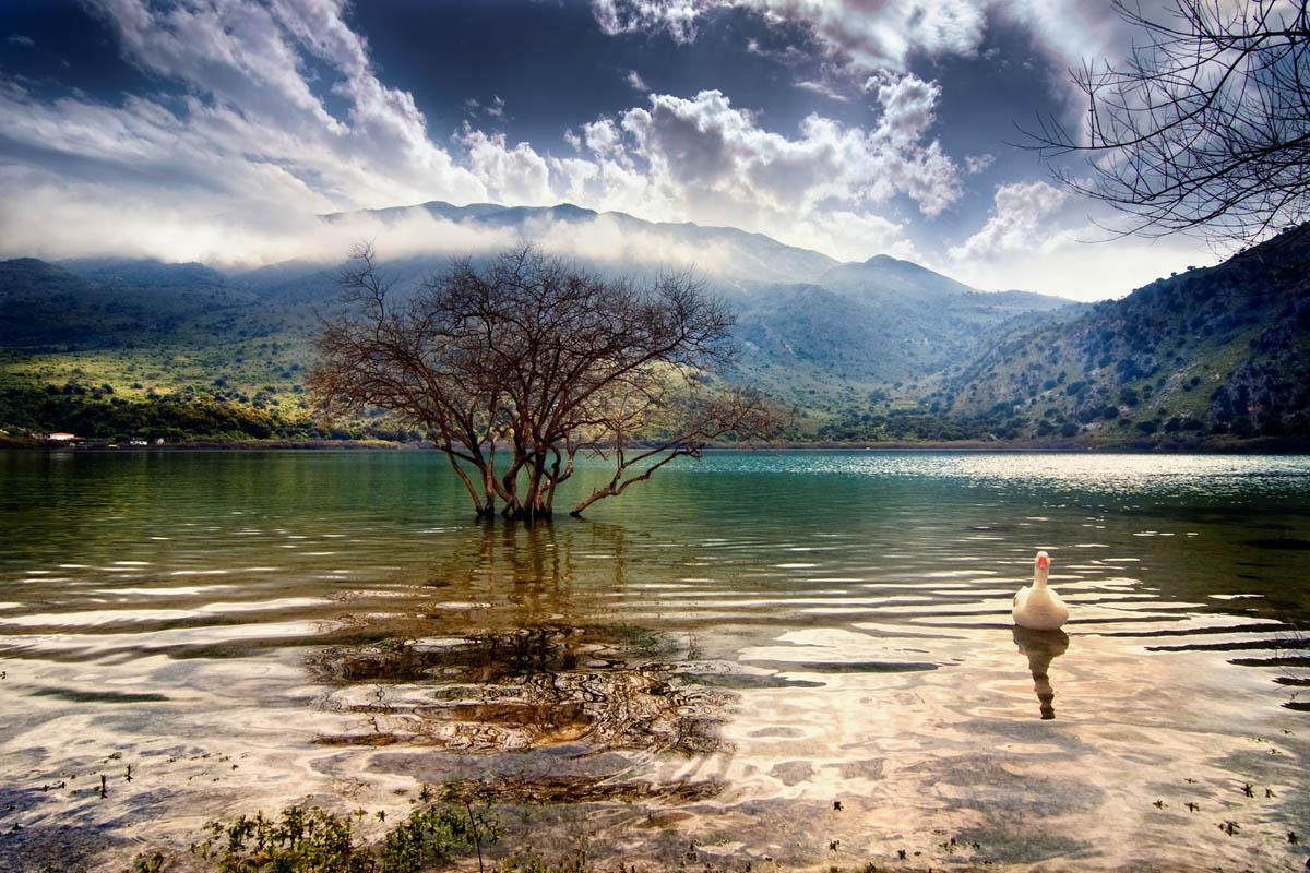 Lake Kourna