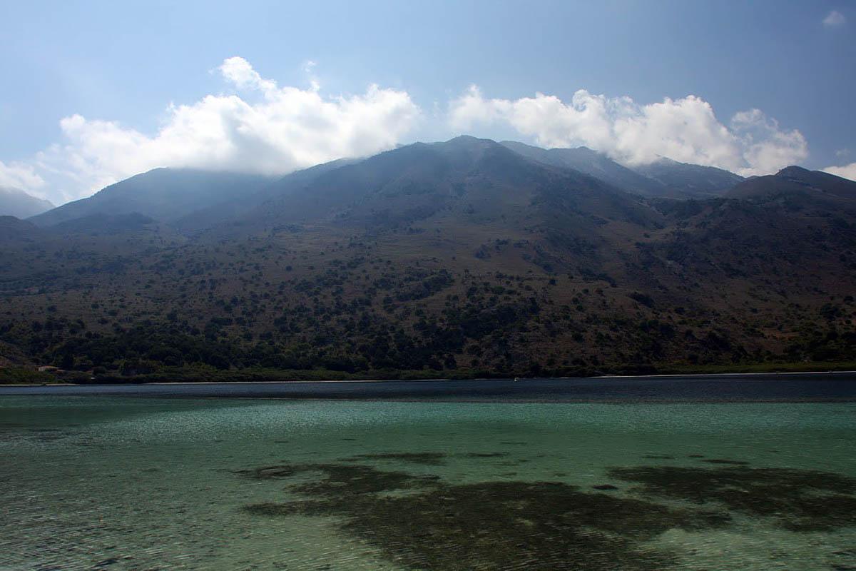 озеро Курнас, остров Крит