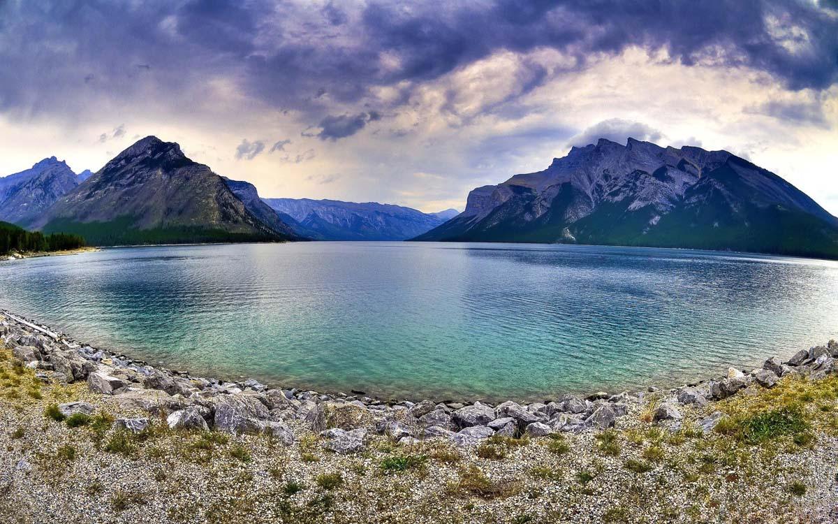 озеро Пейто, Канада
