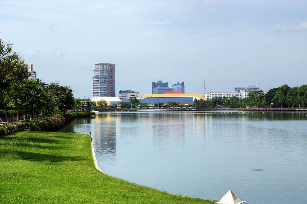 парк Бенджакитти, Бангкок, Таиланд