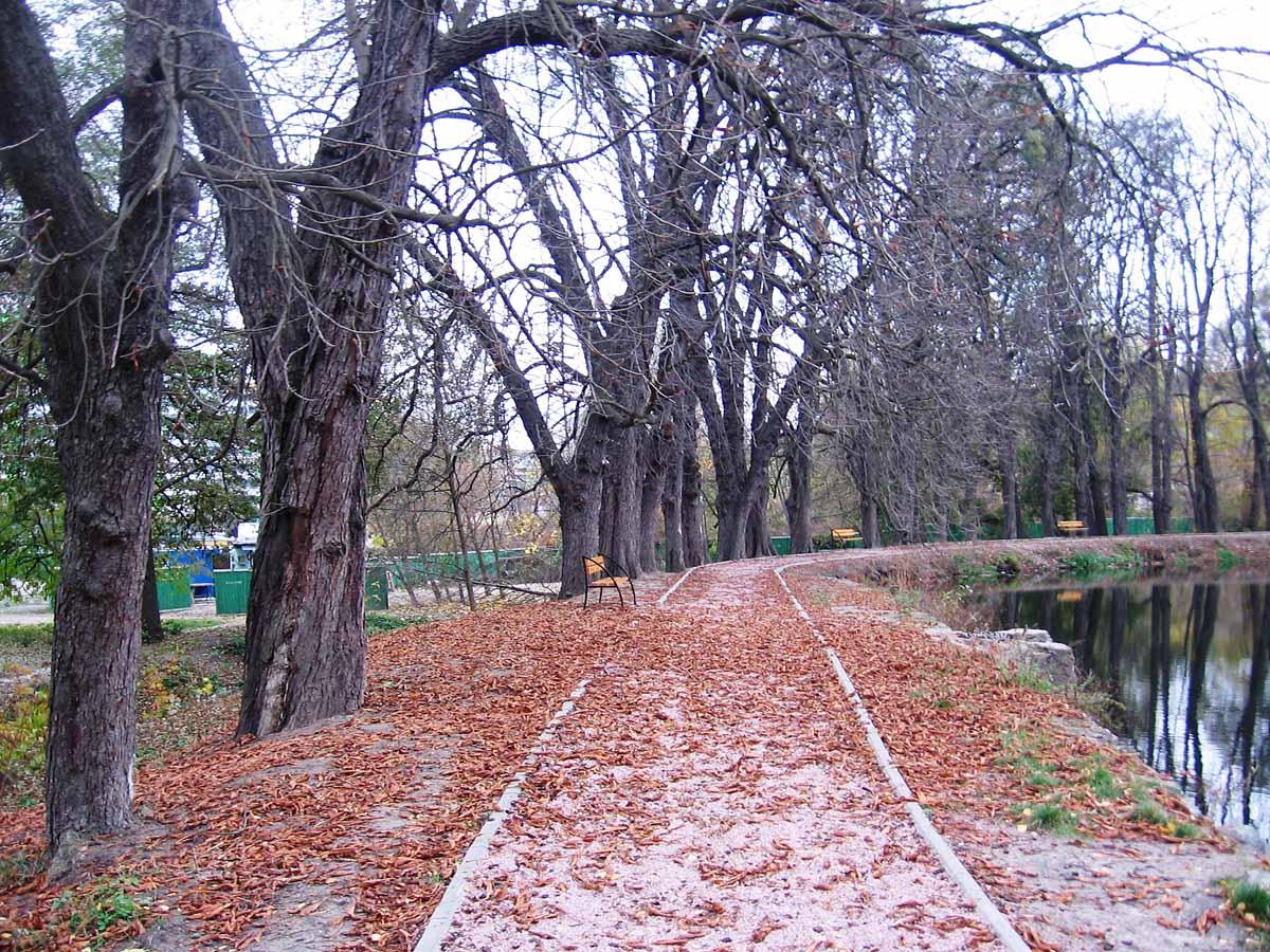 парк Кинь-Грусть, Киев