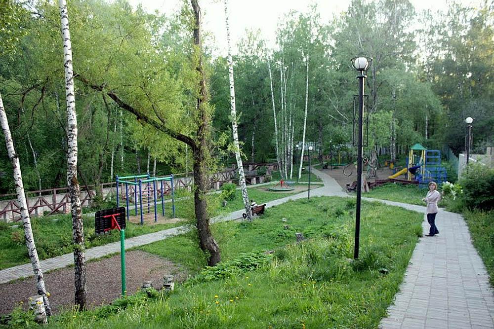 парк семейного отдыха, Немчиновка