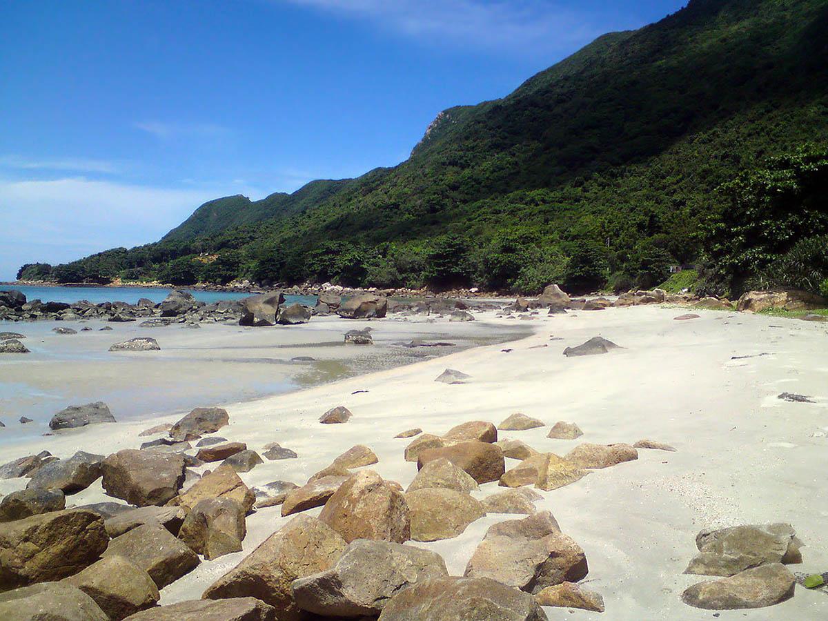 пляж Кон Дао