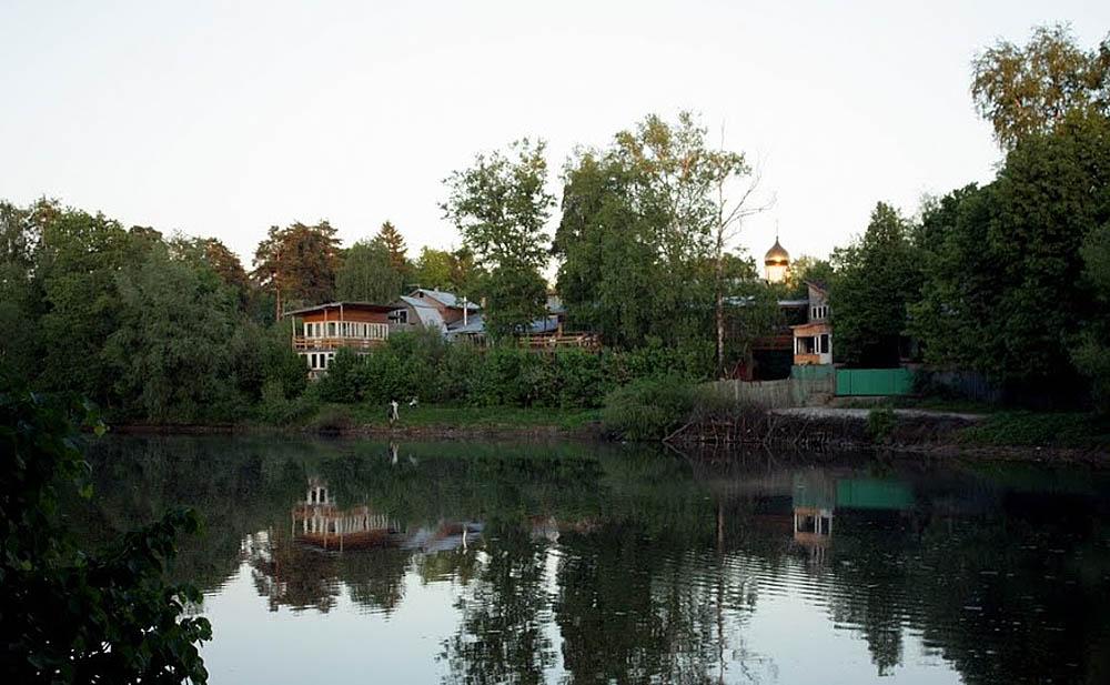 поселок Немчиновка