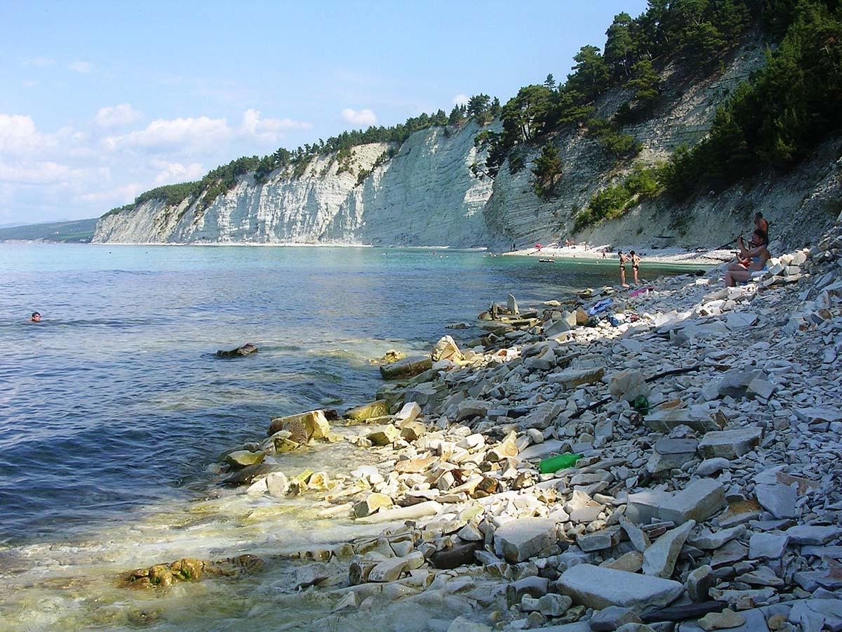 природа Дивноморского
