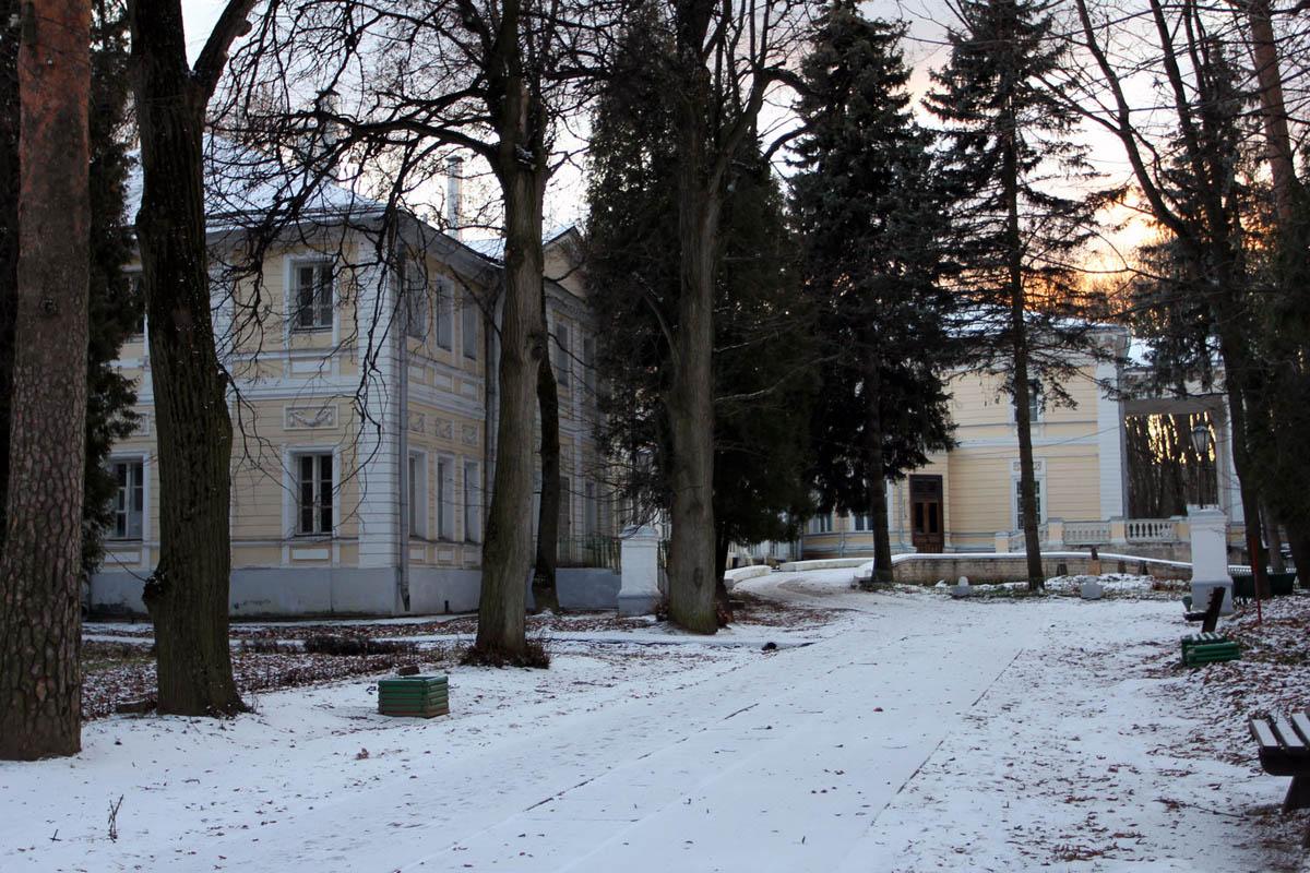санаторий Узкое в Москве