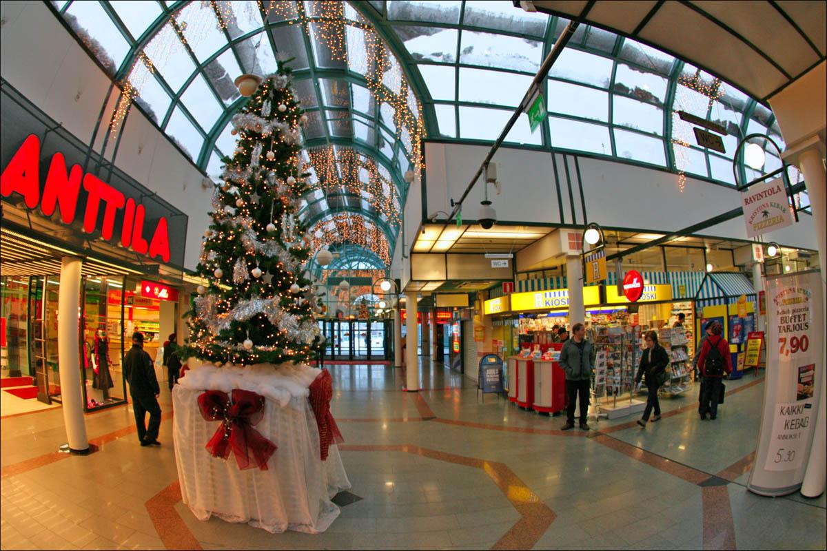 шоппинг в Лаппеенранте