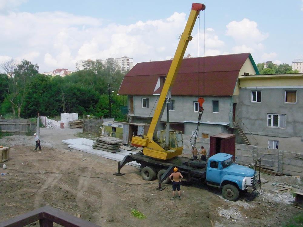 строительство в Судках
