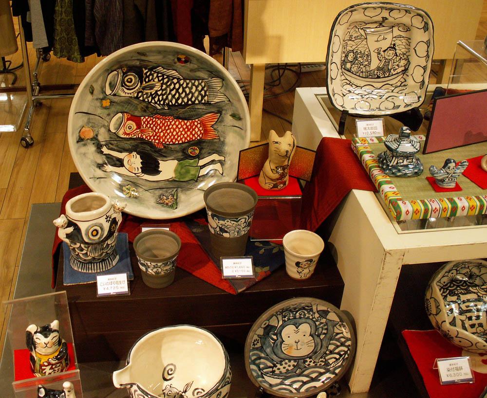 сувениры из Японии