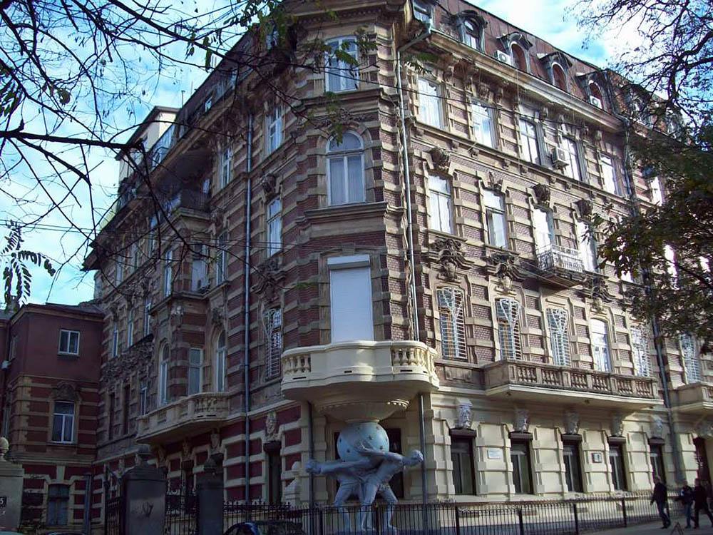 улица Гоголя в Одессе