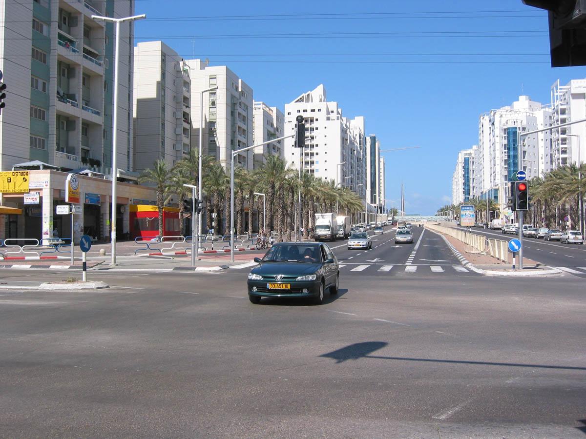 улицы Ашдода