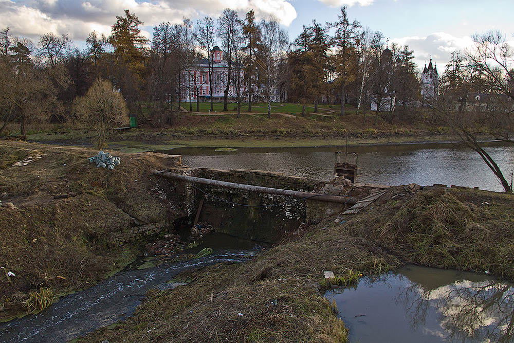 усадьба Ильинское, Подмосковье