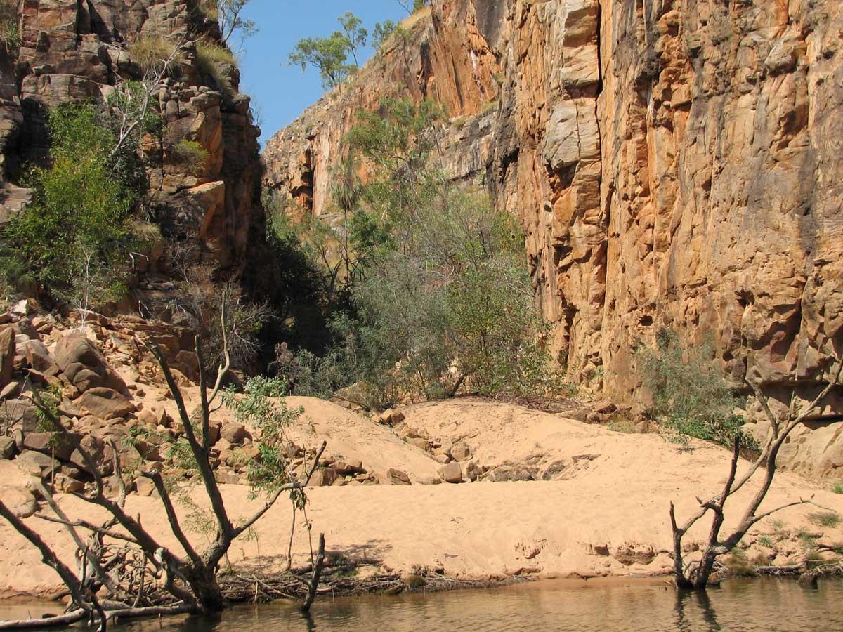 ущелье Кэтрин, Австралия