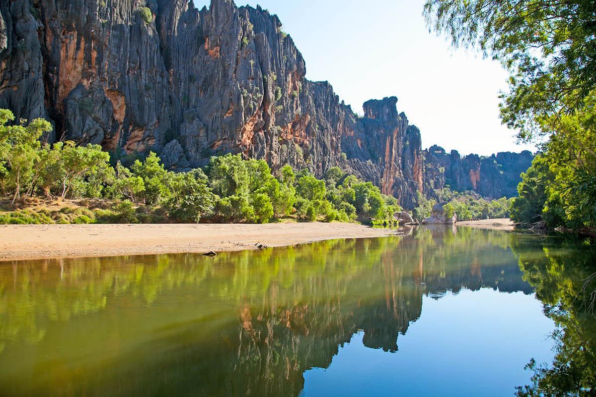 ущелье Уиндджана, Австралия