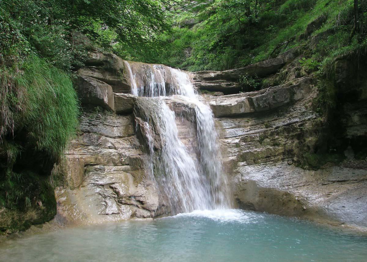 водопад Куаго, Геленджик