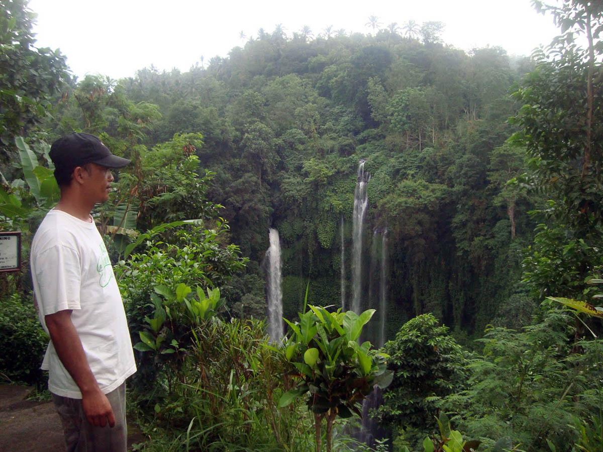 водопад Секумпул, Бали