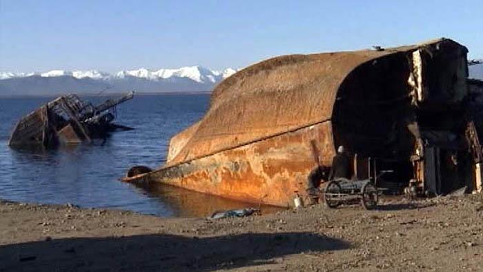 затонувшие суда в Авачинской бухте