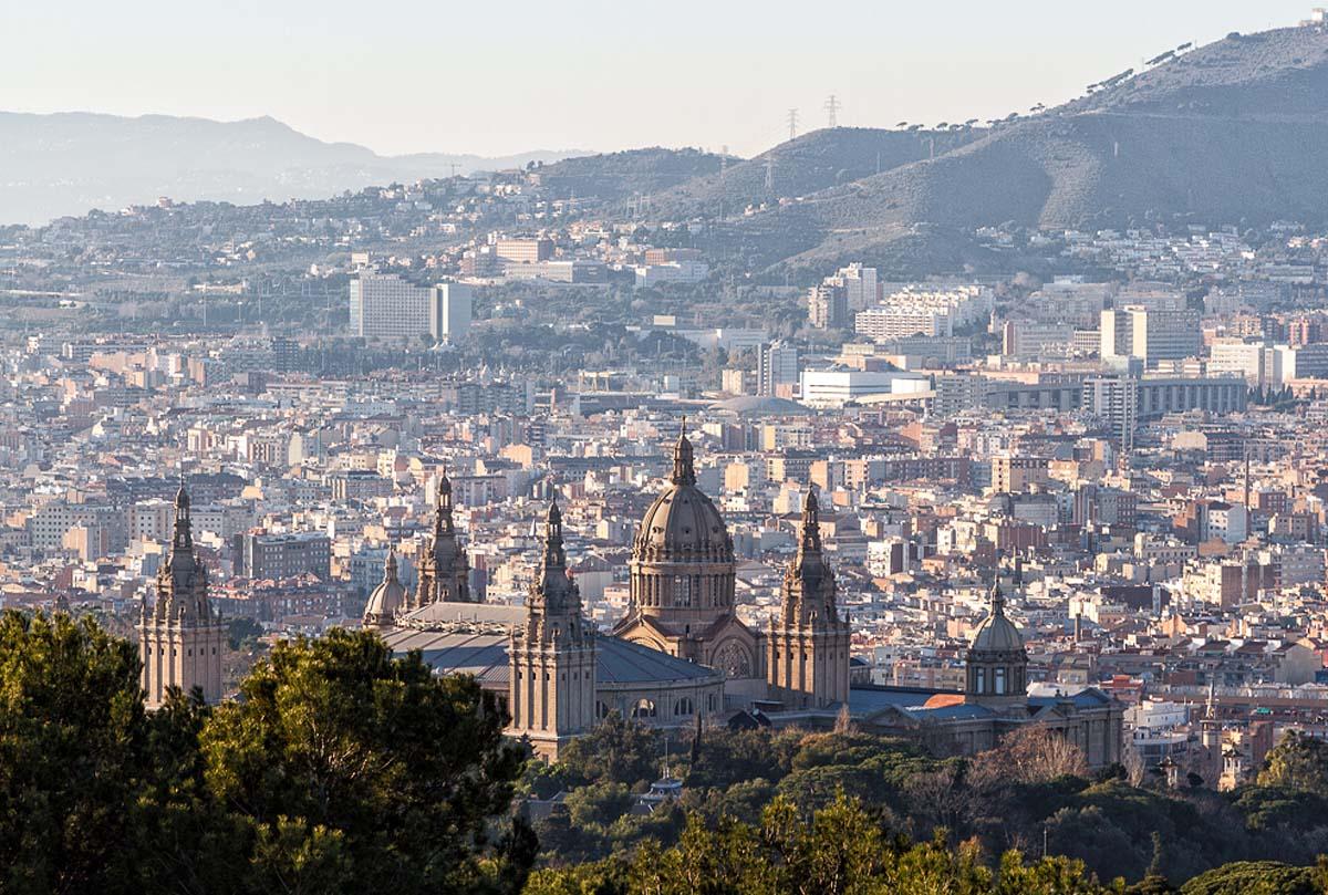 Montjuic, Spain